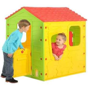 Sizzlin' Cool Meadow Cottage (Also in pink) £49.99 + £10 Voucher @ Toys R Us