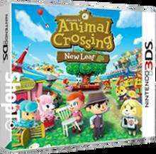 Animal Crossing: New Leaf (3DS) Pre-order Just £26.86 at ShopTo!