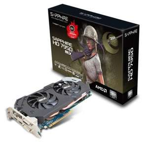 Sapphire HD 7950 BOOST 3GB With Crysis 3 & Boishock Infinite £236.99 @ebuyer