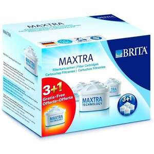 Brita Maxtra filter cartridges, 12 for £26 in Robert Dyas