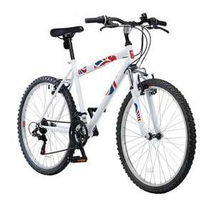 Team GB Mountain Bike £100 OFF + UNDER £100 + FREE Delivery @ Mandarin Cycles