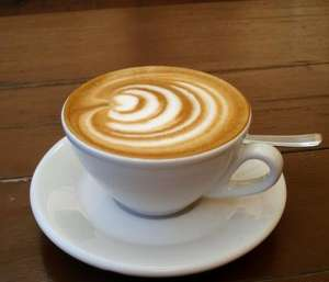 Carluccio's £2 for any hot drink and large pastry, eat in or takeaway, Manchester Piccadilly station, mornings