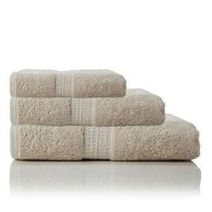 Jeff Banks Egyptian Cotton Towels 70% off, now from £2.88 delivered at Debenhams