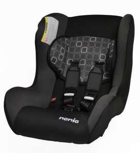Nania Teamtex TriFit Car Seat - Group 0/1/2 for £25.00 @ ASDA Direct