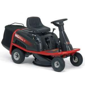 MD Mini-R Ride-on Lawn Mower - now only £999 including VAT and free delivery