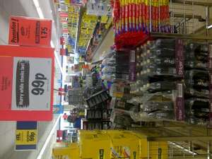 Shloer Sparkling Red Grape Juice 750ml, 99p at Lidl