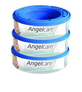 Angelcare Nappy Disposal 3 Pack - only £7.49 @ Amazon