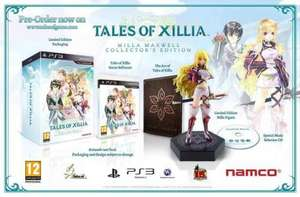 Tales of Xillia: Milla Maxwell Collector's Edition Pre-order (10 000 copies only) + Free Bonus DLC - £79.99 @ Namco Bandai