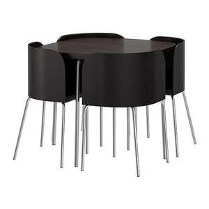 IKEA  FUSION Table and 4 Chairs Now only £100