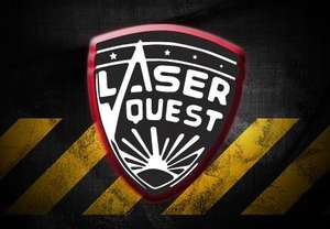 "laserquest Swindon ""Bring two Kids and you get in for nothing! """