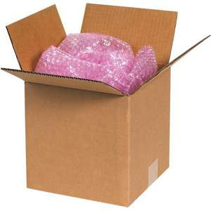 "Don't be caught out by the new Royal Mail small parcel measurements - Royal Mail Small Parcel Cardboard Boxes 6"" Cube £24.99 for 100 delivered on eBay (phoenixsuppliesonline)"