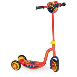 Fireman Sam Rescue Light and Sound Tri Scooter £10.89 @ Amazon