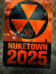 Nuketown 2025 Multiplayer Map Now Free on PS3