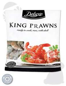 Giant King Prawns - Frozen Raw 1kg £8.49 @ lidl