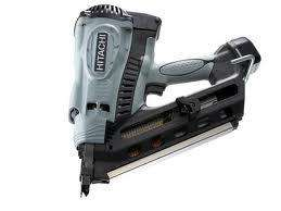 Hitachi NR90GC2 Gas First fix Nail Gun. £246.99 My Tool Shed