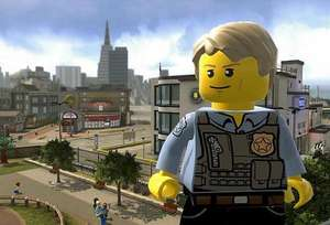 LEGO City Undercover Wii U codes