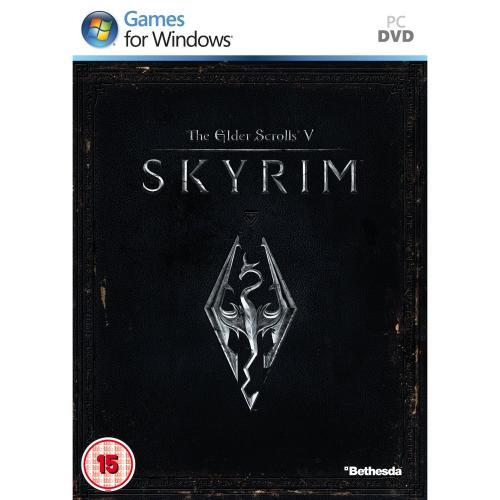 The Elder Scrolls V: Skyrim (PC DVD) = £12.24 @ Amazon