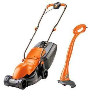 Flymo Lawnmower and Strimmer £60 when collecting at tesco