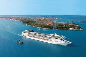 50% OFF 2 Day cruise to No Where £149 Inside cabin, £219 if you want a view of No Where @ MSC Cruises