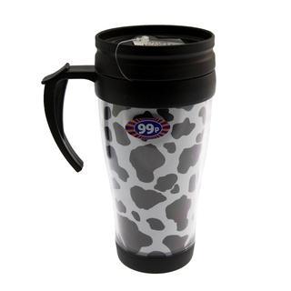 Vacuum Travel Mug (Thermos Mug) @ b&m Stores - 99p
