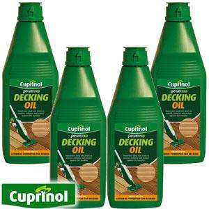Cuprinol powerpad decking oil or decking stain £2.99 at home bargains