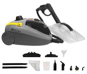 Earlex Steam Cleaning Kit And Wallpaper Steamer SC300 (Reduced instore £20) at Tesco