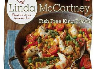 Linda Mccartney MEAT FREE King Prawns!? £1.25 @ Tesco