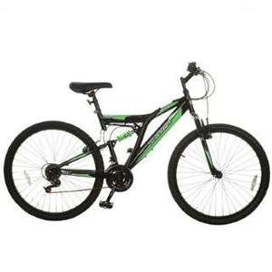 Silver Fox Vault 26 inch Mountain Bike Mens  was £179.99 - £84.99 @ SportsDirect