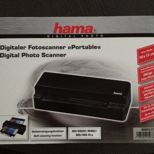 Hama digital photo scanner asda reduced from £50 to £14.50 @ Asda Instore