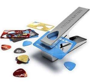 Pick master plectrum punch £10.71 delivered @ Amazon