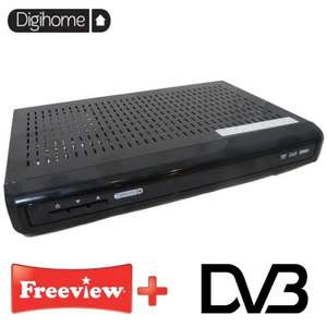 DIGIHOME DIGIPVR320SD DIGITAL TV RECORDER FREEVIEW+ 320GB HDD TWIN TUNER (seller refurb) £42.98 @ ebay tesco_outlet