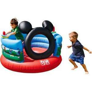 Mickey Mouse Bouncer (Childs Bouncy Castle) £24.99 @ argos