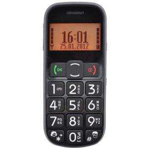 Fonerange Big Button Easy to use Senior Sim-Free / Unlocked / Torch function / Mobile Phone / SOS button and large easy to read display Black £19.99 delivered @ Amazon (PPM)