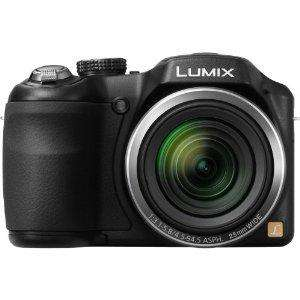 Panasonic Lumix LZ20 Bridge Camera - Black (16 MP, 21x Optical Zoom) 3 inch LCD Only £90.00 Delivered @ Amazon