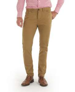 superdry skinny chinos - £19.99 delivered at ebay superdrystore