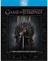 Game of Thrones season 1 on Blu-ray from Sweetbuzzards (REFURBISHED)