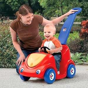Step2 Red Push Around Buggy - £24.99 - Activity Toys Direct