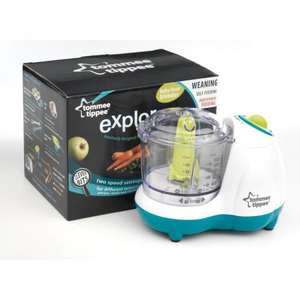 Tommee Tippee Explora Baby Food Blender was £19.99 now £10.00 @ Asda