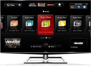 "Toshiba 55ZL2B 55"" QUAD HD Ultra HD Glasses-Free 3D Smart LED TV for £3495 @ 123av.co.uk"