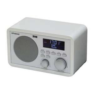 Polaroid DAB Radio White and Black instore @ Asda £10 was £40!
