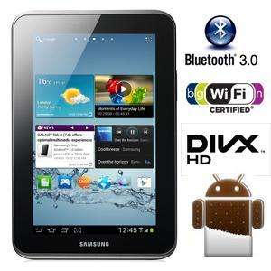 "Silver 7""Samsung Galaxy Tab 2 from SVP £120.88 delivered"