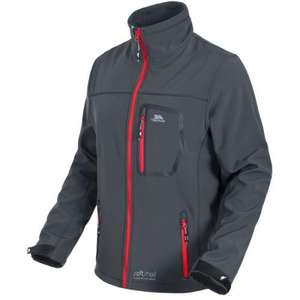 Trespass Amherst Soft Shell Jacket for £30 at Nevisport