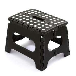 Simply Foldable Step Stool Was £4.99 now only £1.24 Reserve to store @ dunelm mills