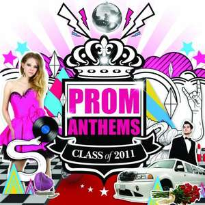 Prom Anthems 3 CD £3.49 del Direct Offers.