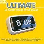 Ultimate 80's 3 CD £3.29 Sainsbury's.