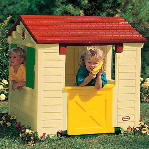 Asda kids summer toys half price instore - Little Tykes Playhouse £42.50