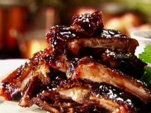 500g of BBQ ribs £1.49 @ Lidl