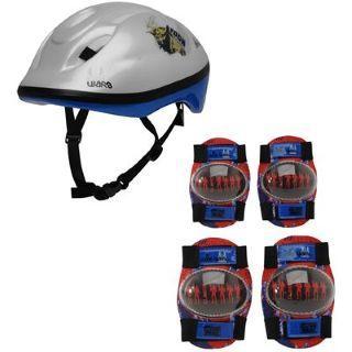 Clone Wars Junior Set, Helmet, Knee Pads & Elbow Pads £2.49  (plus p & p) @ Sports Direct