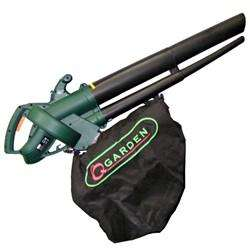 3 in 1 Garden Blower Shredder Vac with Collection Bag @ ideal world delivered £30.28 using code 614504