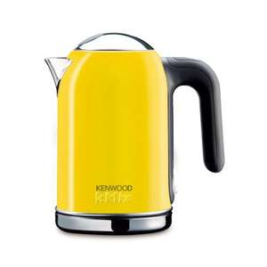 Kenwood KMix Kettle (Yellow) £38.60 @ Amazon.co.uk (Free Super Sav Del)